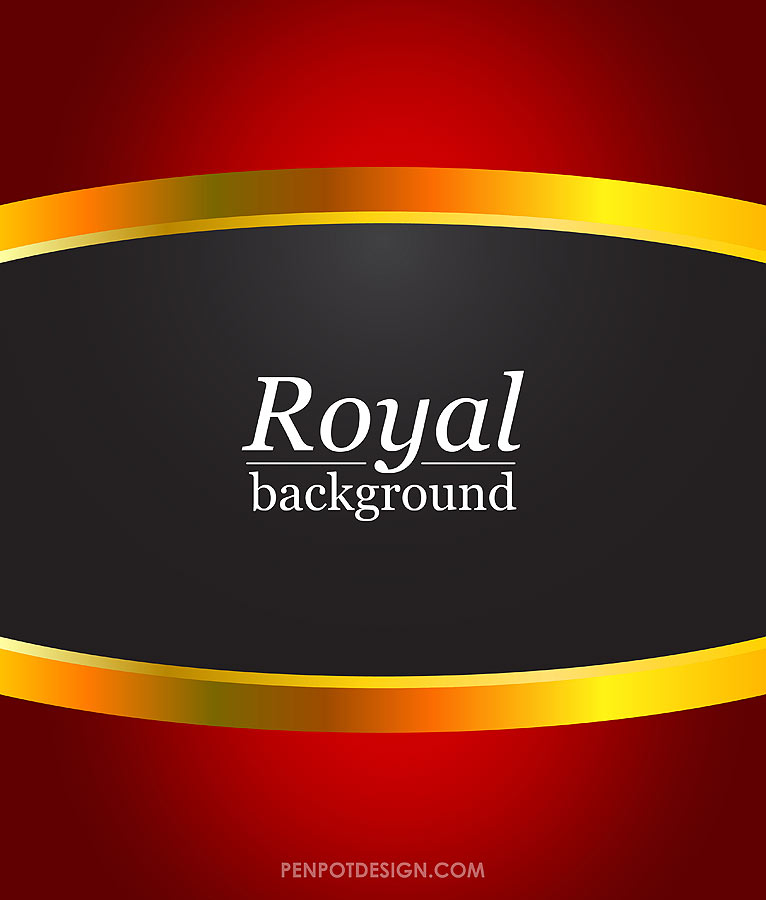 free royal background vector penpot